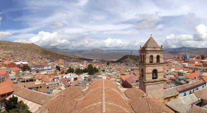 Reiseziel Potosi in Bolivien