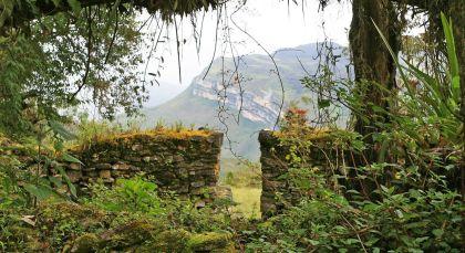 Destination Chachapoyas in Peru