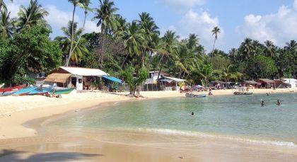 Galle – Strandaufenthalt in Sri Lanka