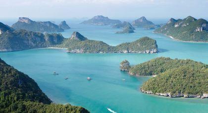 Reiseziel Koh Samui in Thailand