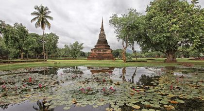 Destination Sukhothai in Thailand