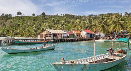 Reiseziel Kep in Kambodscha