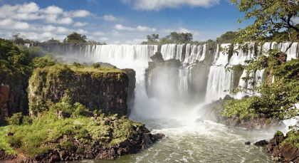 Destination Puerto Iguazú in Argentina
