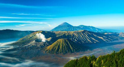 Destination Mt.Bromo in Indonesia