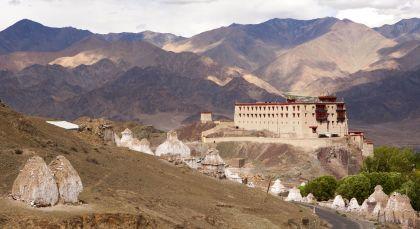 Alchi in Himalaja