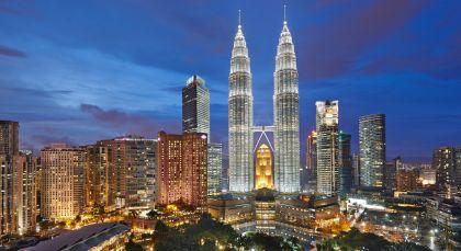 Destination Kuala Lumpur in Malaysia