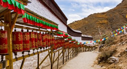 Destination Shigatse in Tibet