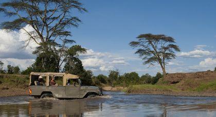 Laikipia – Ol Pejeta / Solio in Kenia