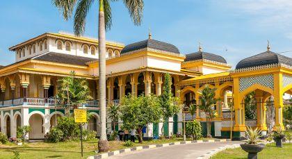 Medan in Indonesien