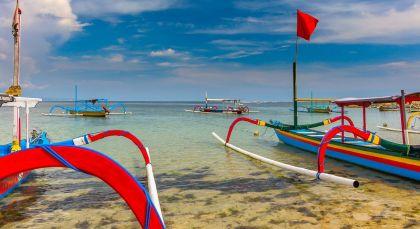 Bali, Jimbaran in Indonesien