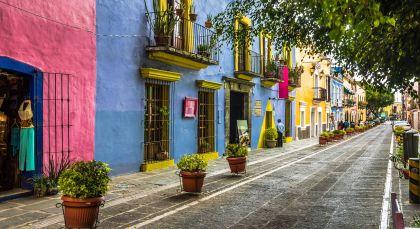 Destination Puebla in Mexico