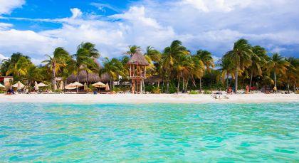 Destination Isla Mujeres in Mexico