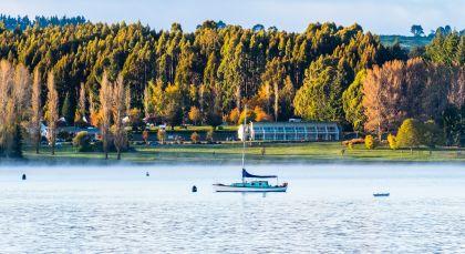 Destination Te Anau in New Zealand