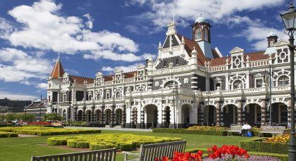 Destination Dunedin in New Zealand