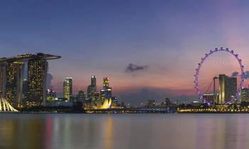 Marina Bay View Singapore