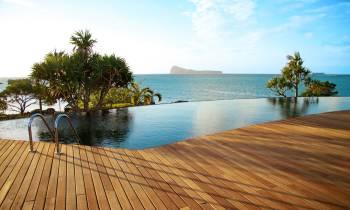 Infinity pool, Paradise Cove
