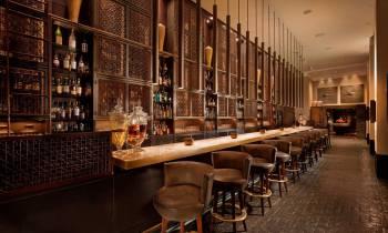 The Bar & The Courtyard