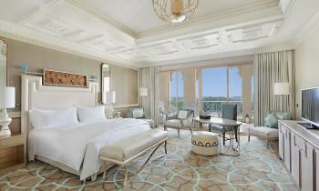 Deluxe Room Balcony Golf View