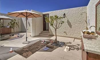 Signature sand spa treatment