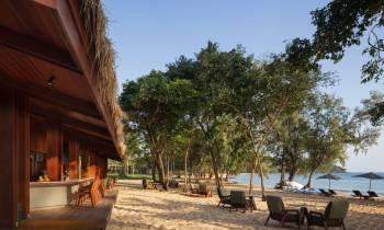 Alila Koh Russey Dining Beach Shack