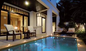 Private Garden Pool Villa