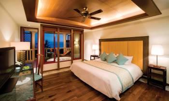 Spa Deluxe Ocean Facing Room