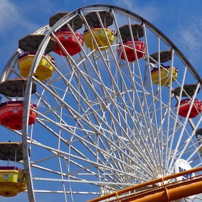 Santa Monica Big Wheel