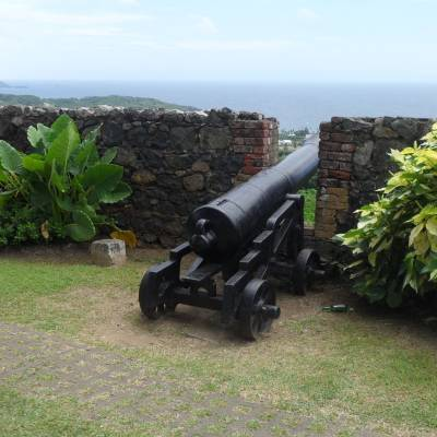 Fort King George, Scarborough