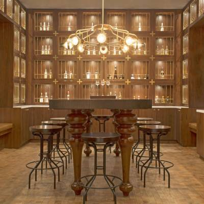 Maya Modern Mexican Kitchen - Tequila Room