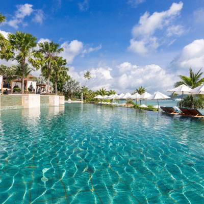 The pool Pullman Phuket Panwa Beach