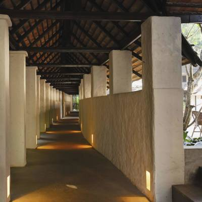 Lanna Inspired Architecture