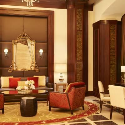 Welcome Lounge
