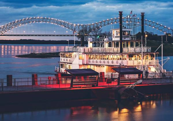 Mississippi Riverboat