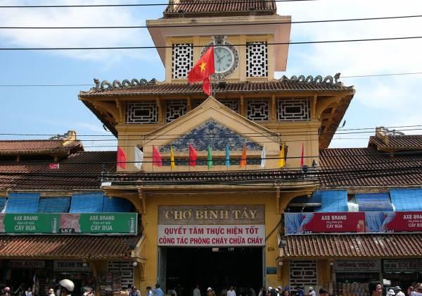 Binh Tay Market China Town