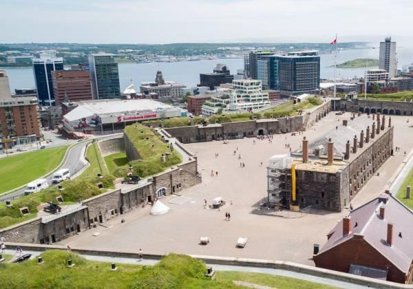 Citadel Hill Halifax Cr Tourism Nova Scotia