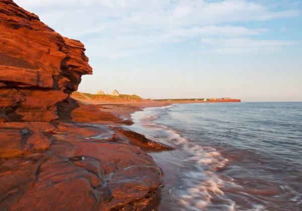 Red Cliffs, Prince Edward Island