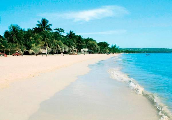 Seven Mile Beach Negril