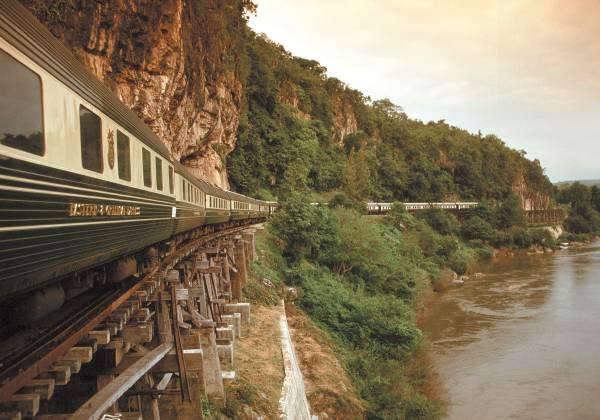 Eastern & Oriental Express Bangkok to Singapore