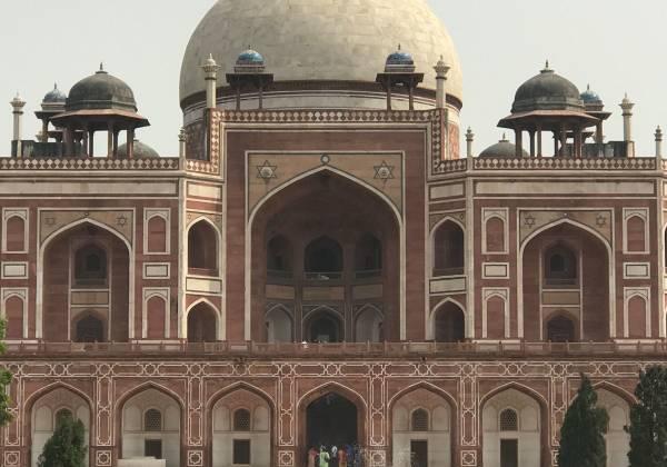 New Delhi Humayuns Tomb