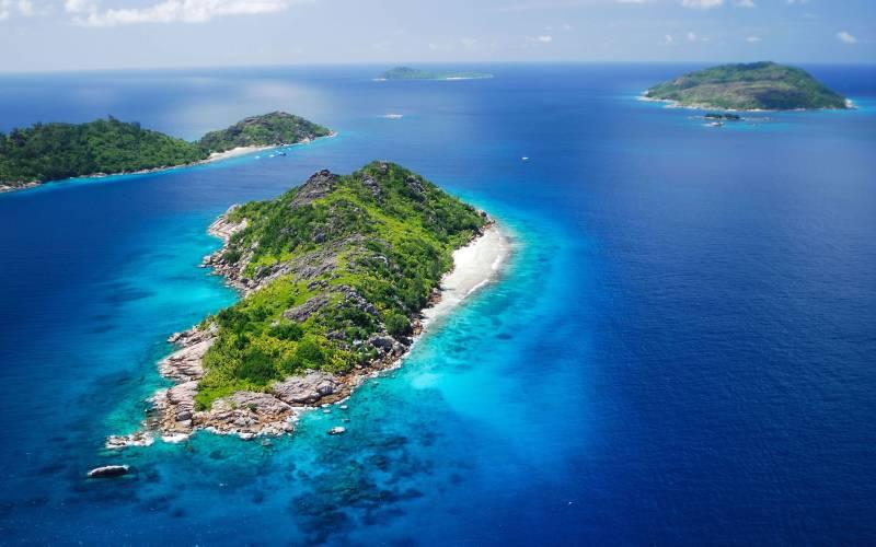 Felicite Island, Seychelles