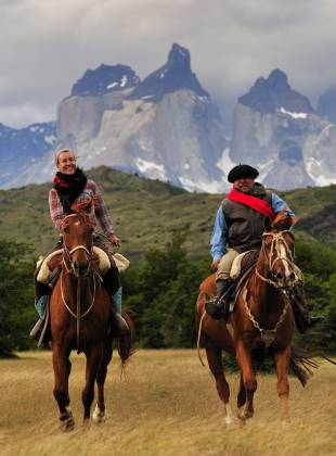 Horse Riding - Torres del Paine - Chile Tour