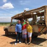 Christine & Jeffrey Whitton English Guest Africa