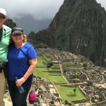Glenn Frank Enchanting Travels Guest in Machu Picchu Peru South America