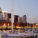 Enchanting Travels South America Tours Buenos Aires Cityscape, Capital City of Argentina, Puerto Madero Neighborhood