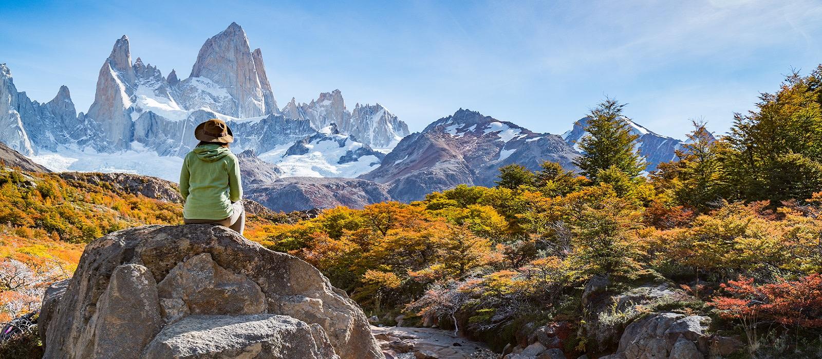 Fitz Roy - Patagonia - El Chalten - Argentina Tour - South America