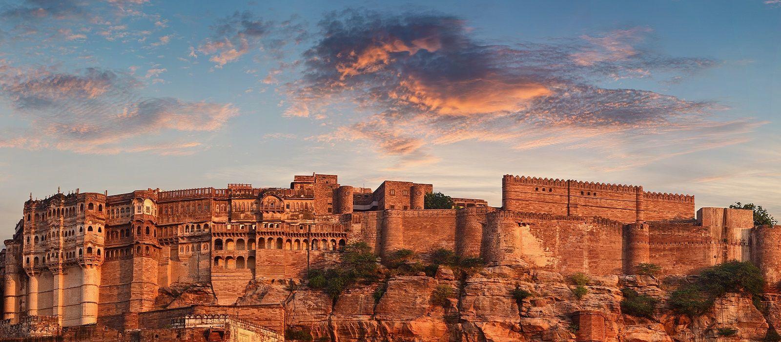 Living Legends: Folk Festival & Musical Heritage in Jodhpur