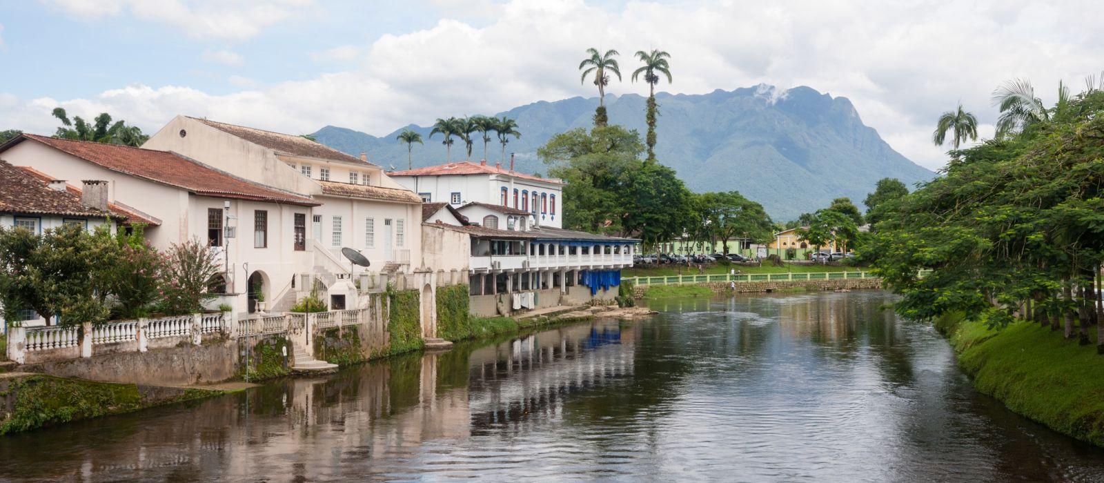 River in curitiba parana brazil, South America