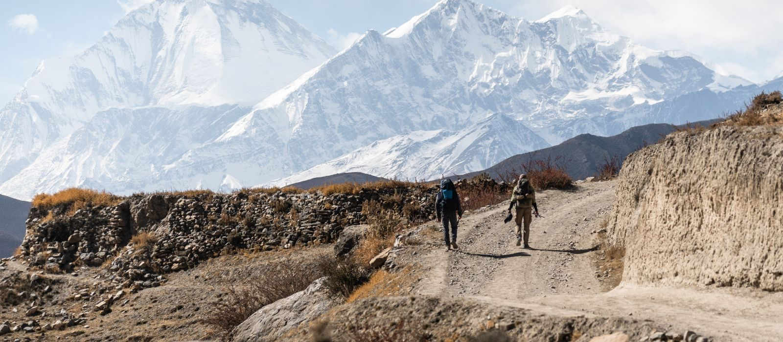 Nepal Mountains Himalaya Trekking Annapurna Sanctuary, Asia