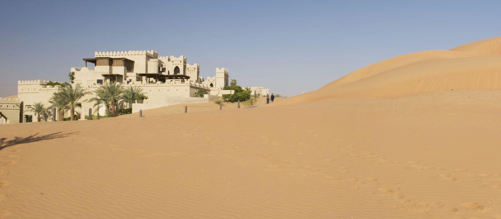 Dünenwüste, Abu Dhabi, VAE