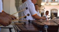 Marimba Keyboard - Guatemala music